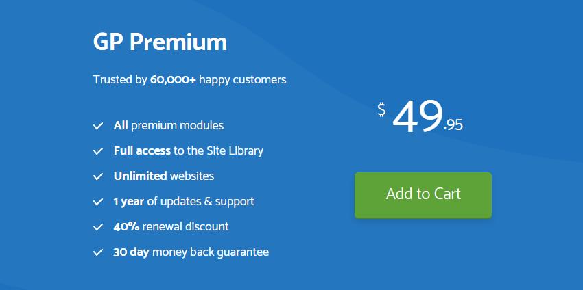 [Key] Chia sẻ plugin GP Premium của theme Generatepress
